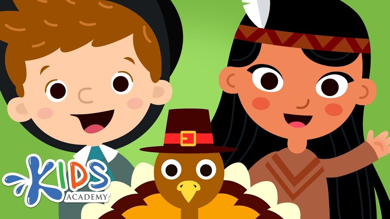 Thanksgiving Story For Kids The First Thanksgiving Cartoon For Children Kids Academy In 2020 Thanksgiving Story For Kids Thanksgiving Stories Thanksgiving Cartoon