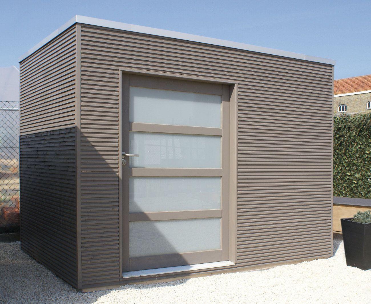 Tokyo E Contemporary Shed Contemporary sheds, Modern
