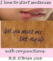 Sexy lip poem