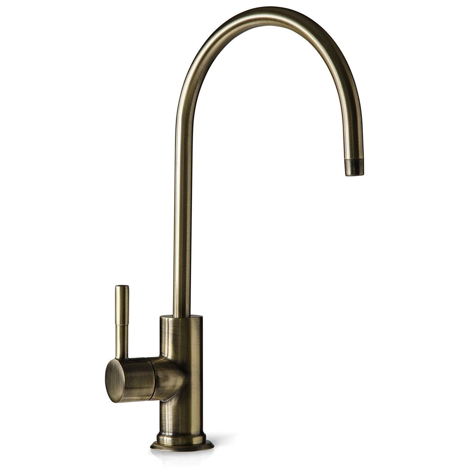 Brass Finish Chrome Drinking Water Filter Tap RO Tap