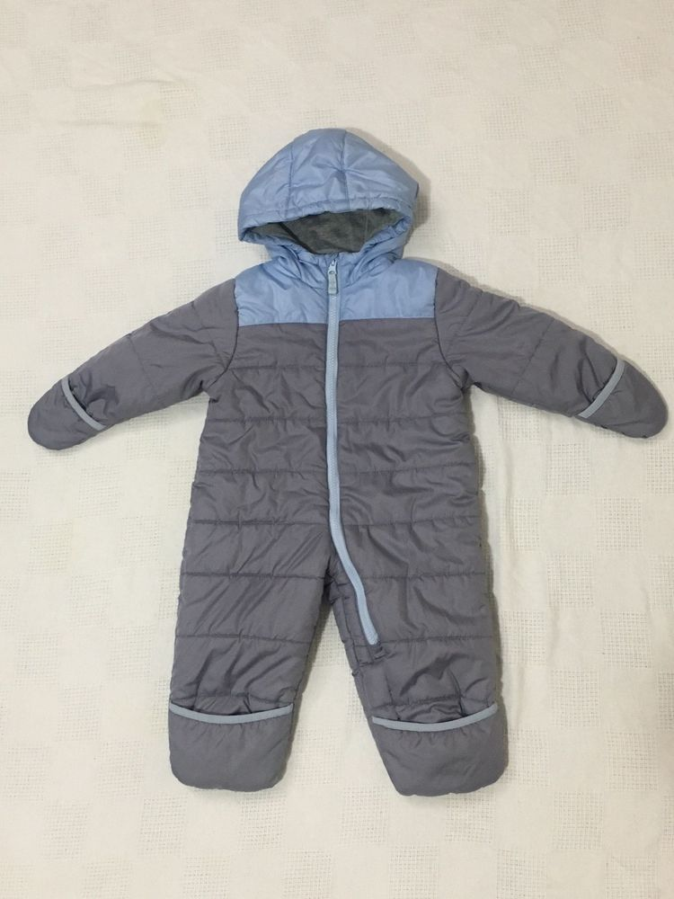 a27552716 Carter's Baby Boy's outwear hooded SNOWSUIT Light Blue 18 Months #Carters # Snowsuit #Dressy. Find this Pin and more on ...