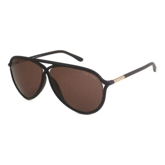 5df03ac6b2c Tom Ford  Maximillion  Aviators Authentic sunglasses with case and cleaning  cloth. Described as mens but can also be worn by women.