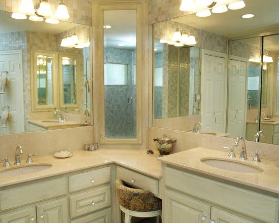 17 Best images about Vanity ideas on Pinterest | Double sinks ...