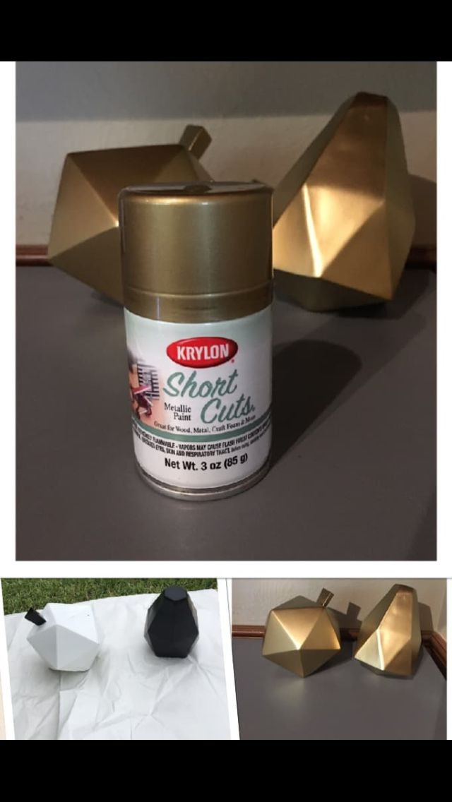 Krylon Gold Leaf Is The Best Gold Spray Paint Ever