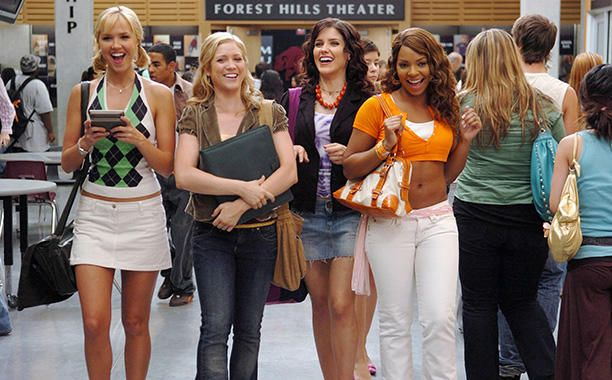 The Most 2000s Fashion From John Tucker Must Die With Images