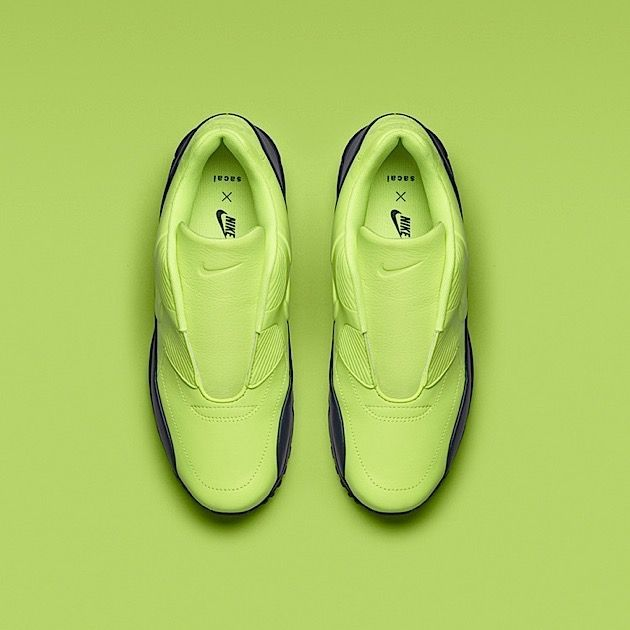 Nike Lab X sacai: Air Max 90 in neuem Glanz | wildcrumbs