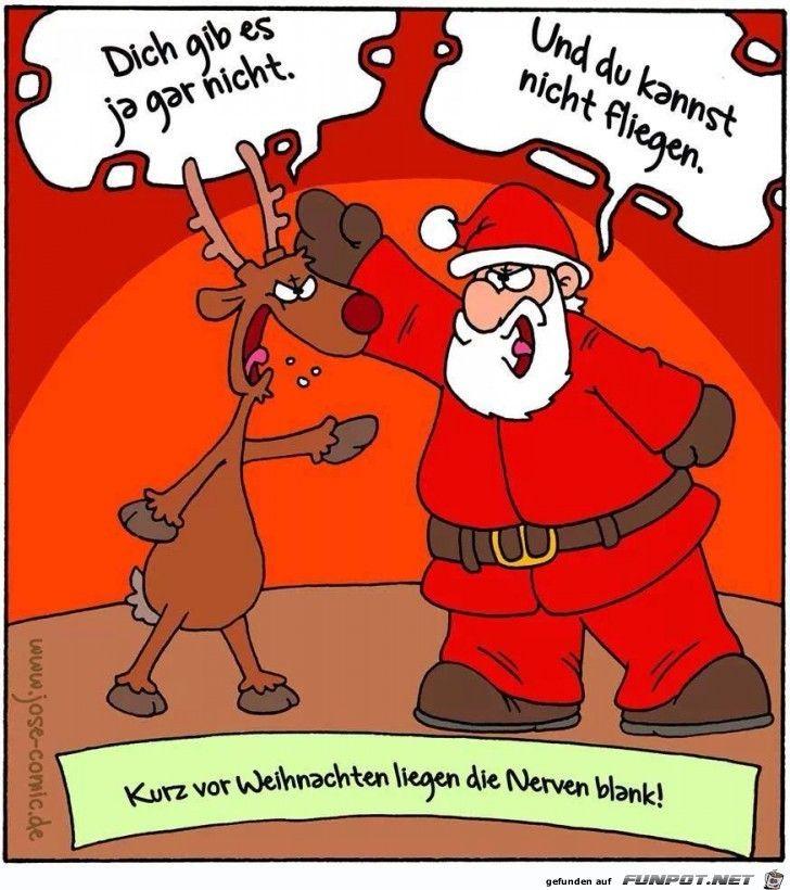funpot's 21-tes Adventstürchen | Witze weihnachten ...