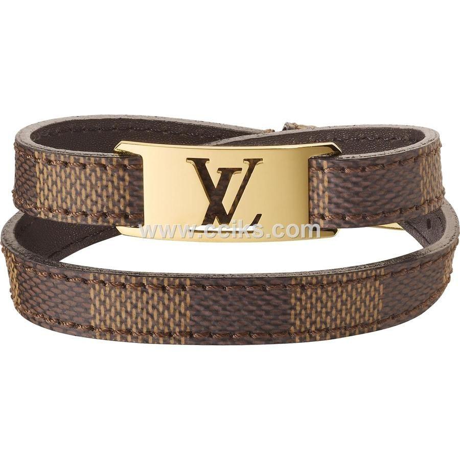 Louis Vuitton Bracelet For Men  Home >> Men >> Fashion Jewelry >>