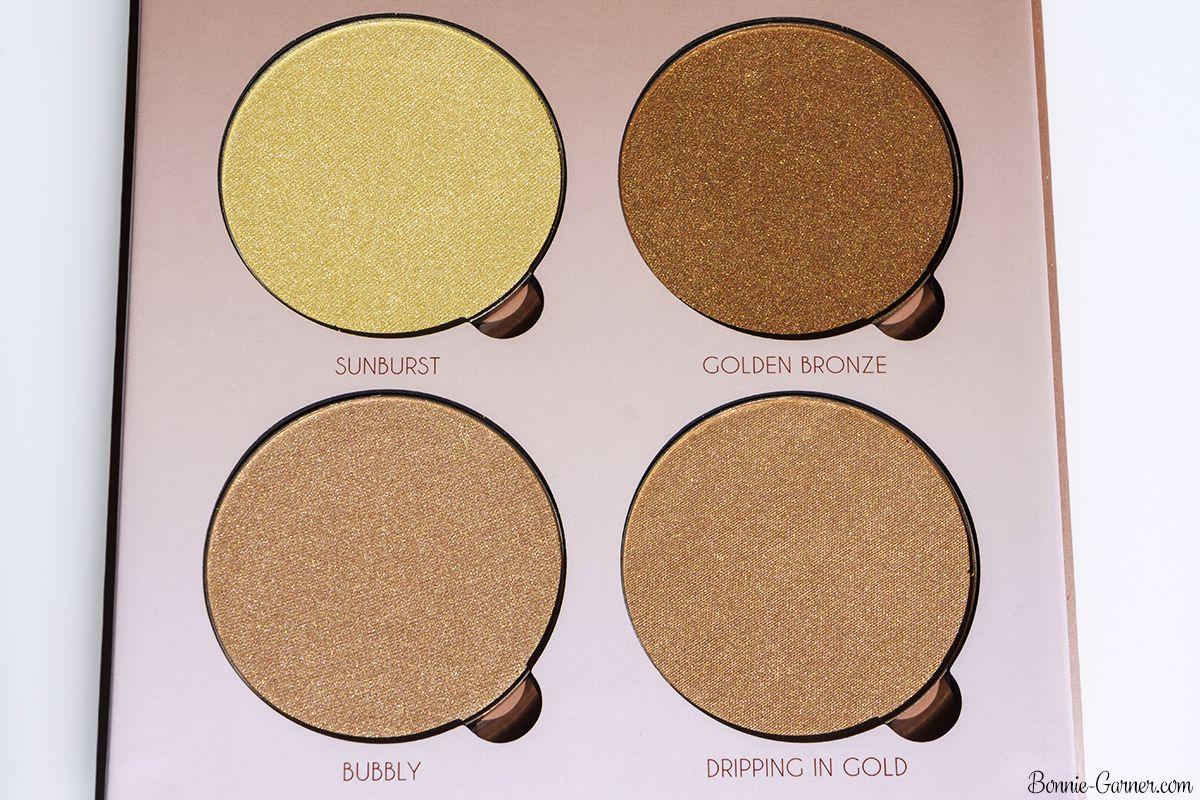 anastasia glow kit names. anastasia beverly hills glow kit sun dipped, my review names i
