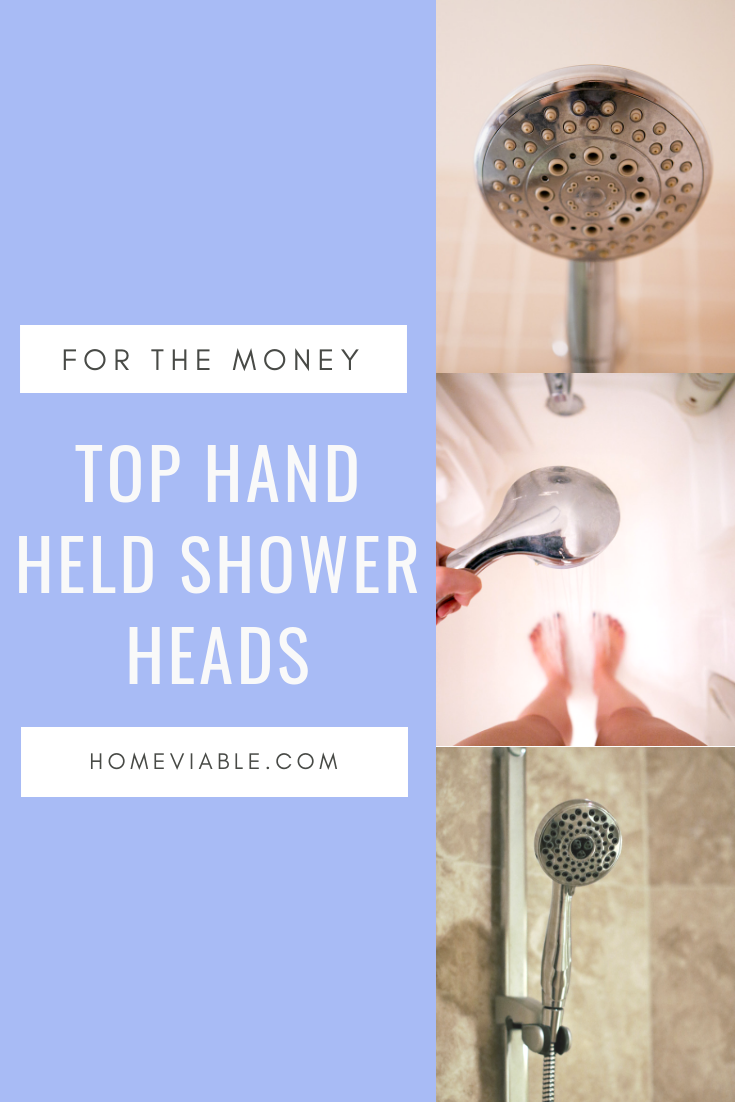 Best Portable Handheld Shower Head 2020 Review With Images