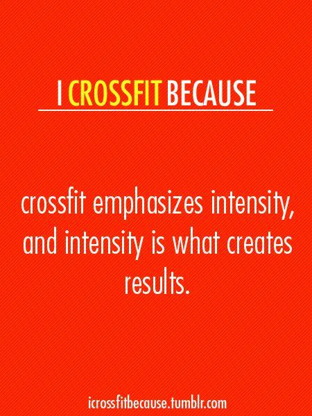 I Crossfit Because Crossfit Motivation Motivation Und Fit