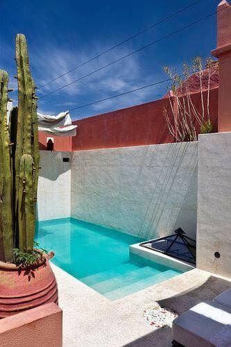 Piscine patio piscina pool pinterest garten haus for Garten pool wanne