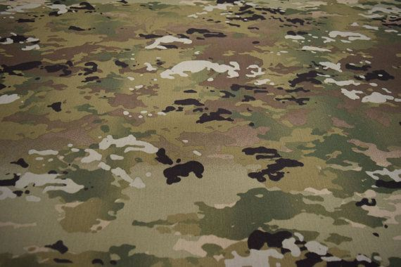 OCP Scorpion Multicam NY/CO Duck Military Camouflage Fabric