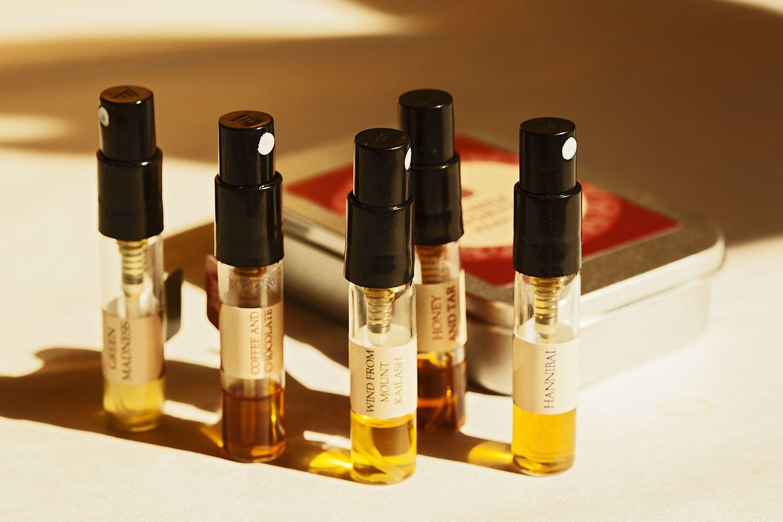 пробники парфюмерии и косметики купить