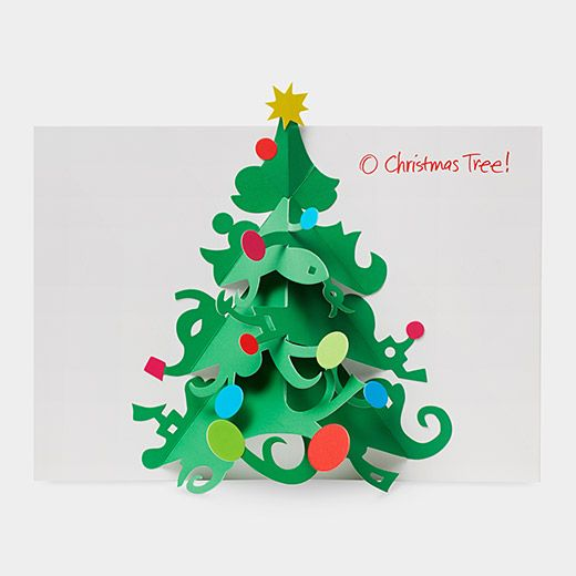 O christmas tree holiday cards moma home pinterest christmas o christmas tree holiday cards moma m4hsunfo Image collections