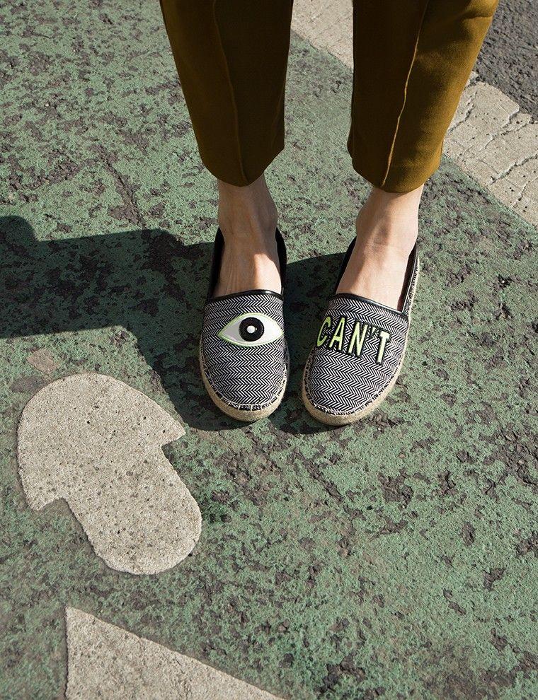 b5a1b9f89d82 Eye Can t Leni espadrille flats - Circus by Sam Edelman -