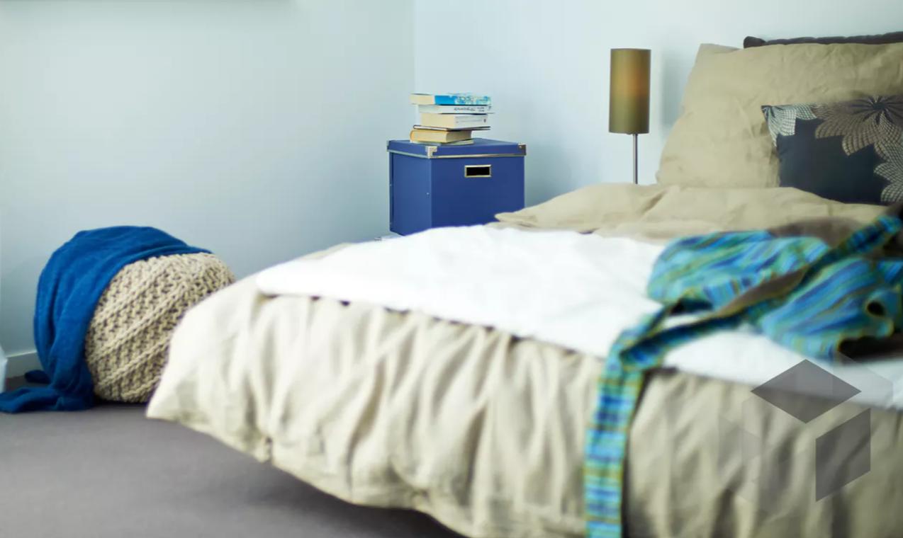 Wohnideen Inspiration impression aus der villa 165 hansehaus in blautönen