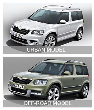 New Skoda Yeti Clocks Up 100 000 Miles Volkswagen Group Compact
