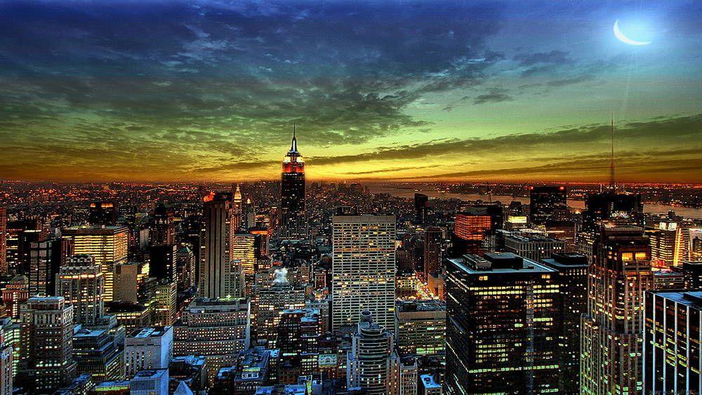 New York von oben.   metropolys   Pinterest