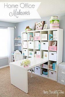 #craftroomideas