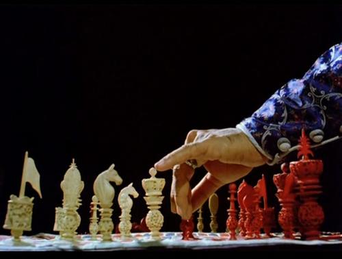 Shatranj Ke Khilari (The Chess Players), 1977. Dir. Satyajit Ray.