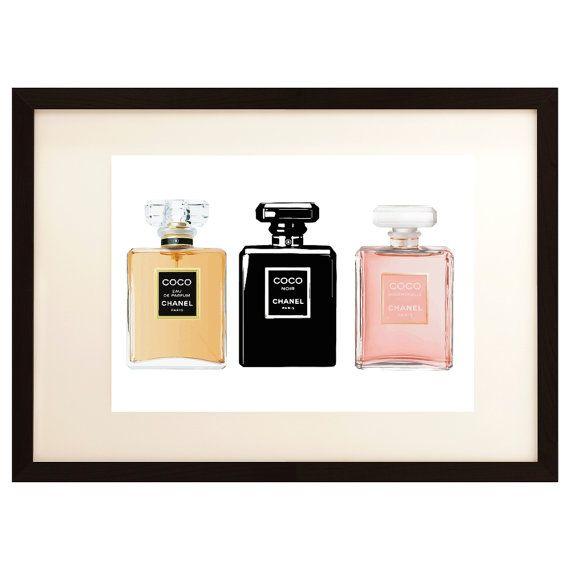 chanel noir parfym