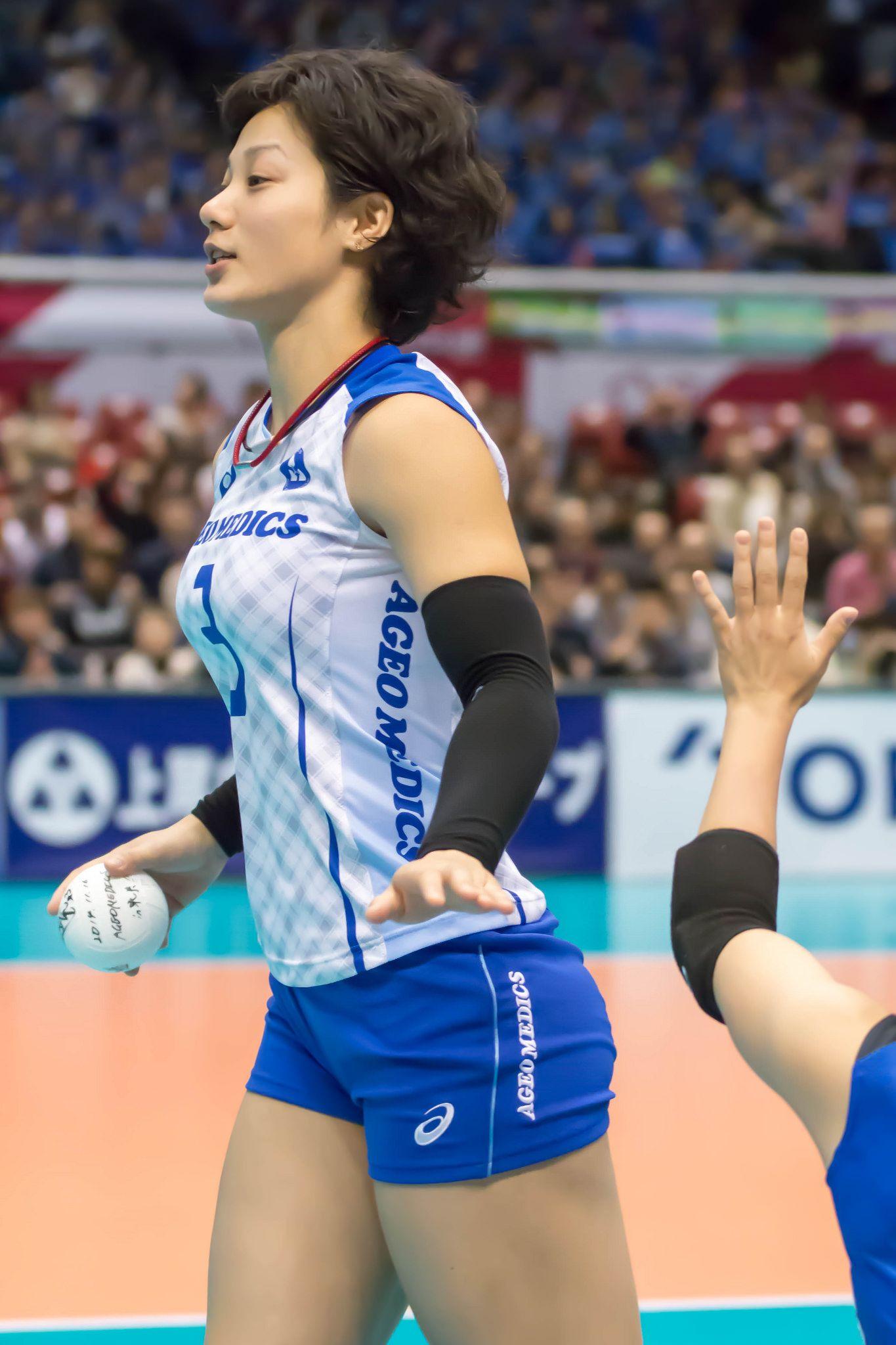 吉村志穂選手