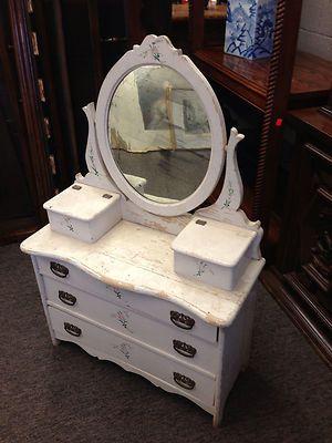 Antique Vanity Dresser Sman Sample