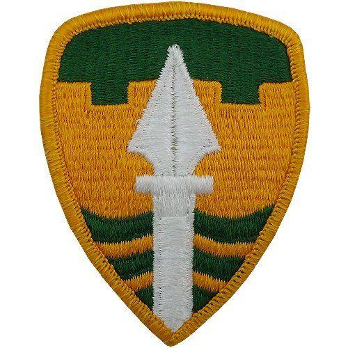 US Army 43rd Military Police MP Brigade dress uniform patch