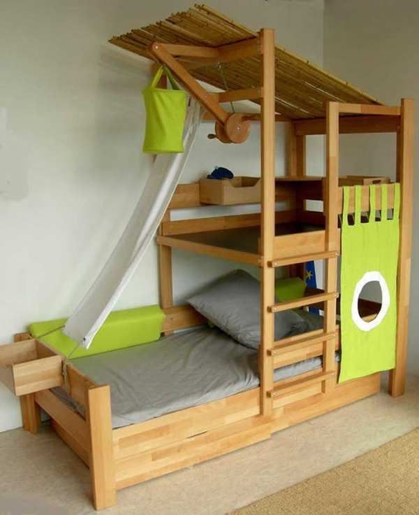 Really Cool Kids Beds Ideas For The House Kids Bunk