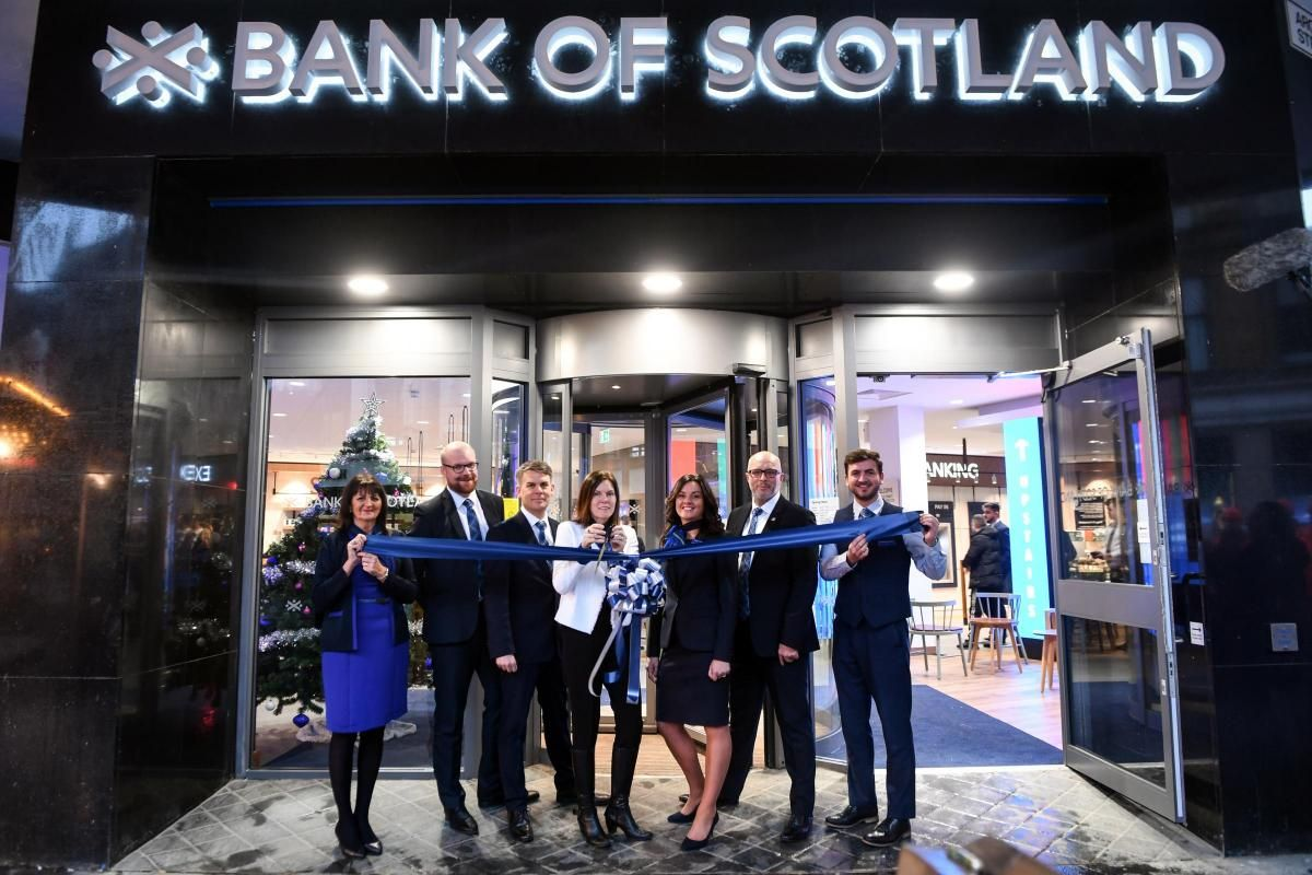 Bank of Scotland axes 15 branches See full list in 2020