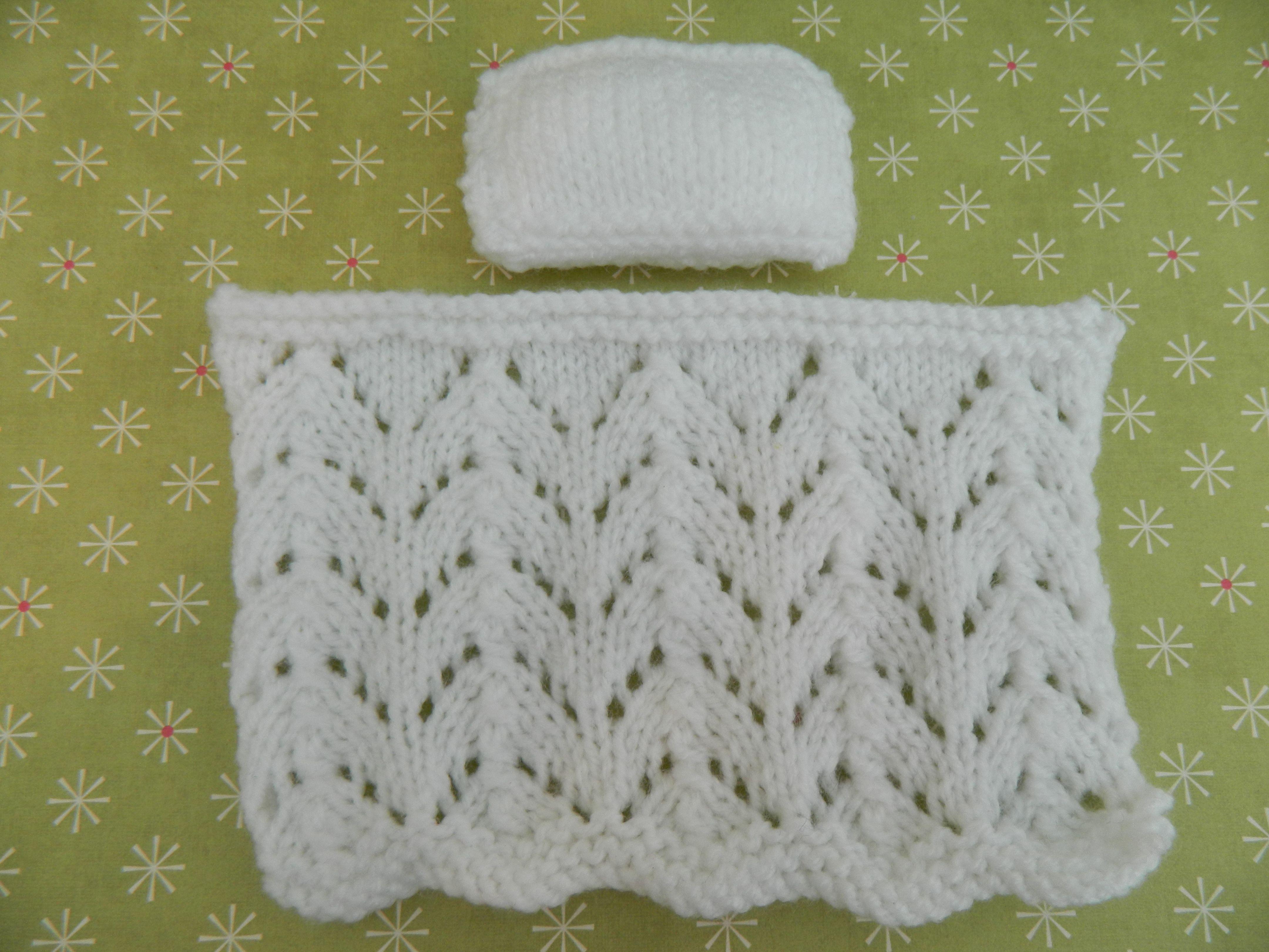 Original knitting pattern from - http://edithgrace.blogspot.co.uk ...