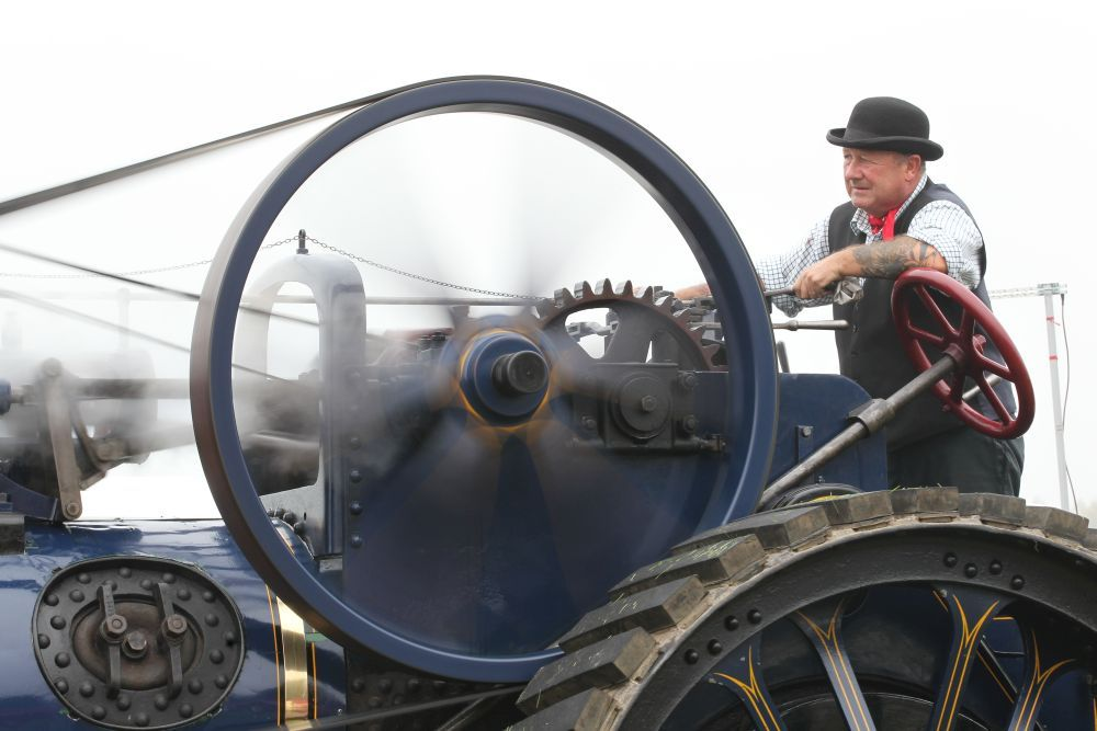 There will be many different events throughout the day, including steam engine displays! Many The Royal County of Berkshire show - Join us this summer!