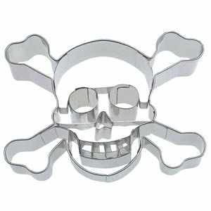 Skull cookie cutters. If anyone knows where to buy these please let me know.
