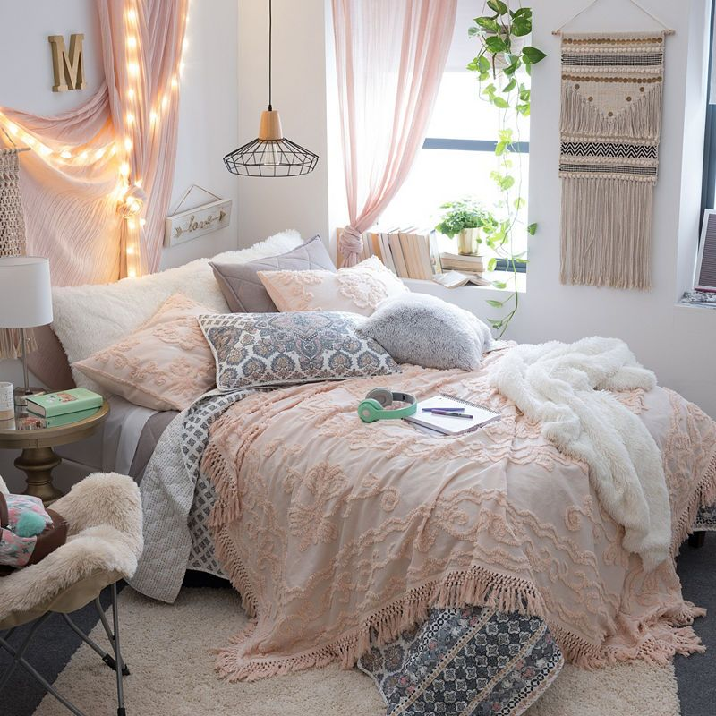 JCPenney Home Jasmine Chenille Coverlet Set In 2019