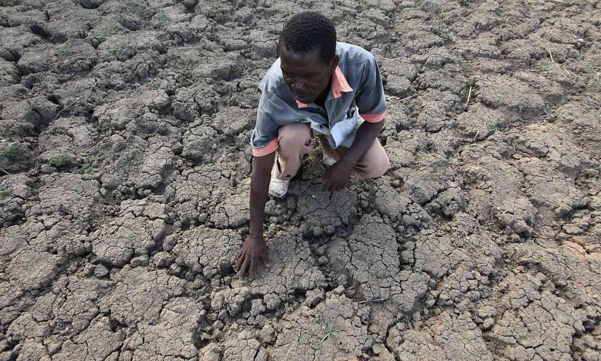 Zimbabwe seeks 1.5bn in drought aid Drought, Zimbabwe