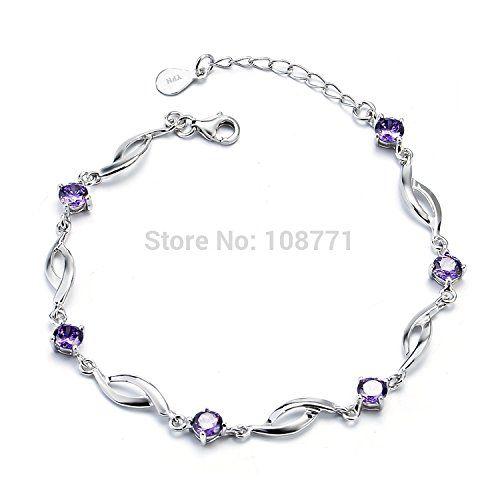 CS-DB Jewelry Silver 0.82ct Peridot 2 Stone Jewelry Chain Charm Pendants Necklaces