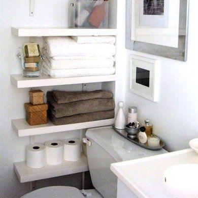 10 petites salles de bain qui vont vous étonner