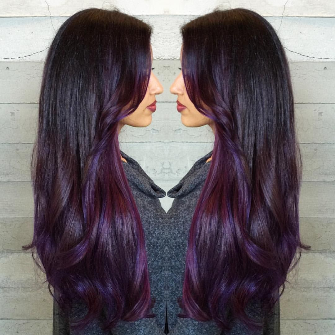 Butterfly Loft Salon Sur Instagram Purple Velvet By Butterfly