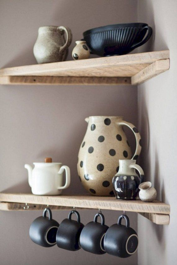 Shelf,corner shelves,pallet shelves,wall shelves,rustic corner shelves,floating shelves,hanging shelves,wood shelves,wooden shelves – hgtv
