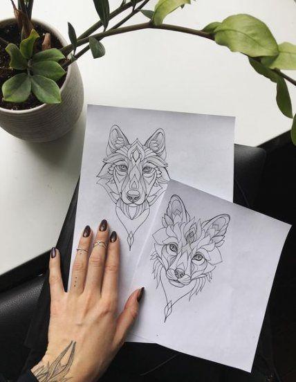 53 Ideas Tattoo Mandala Wolf Art For 2019 #tattoo