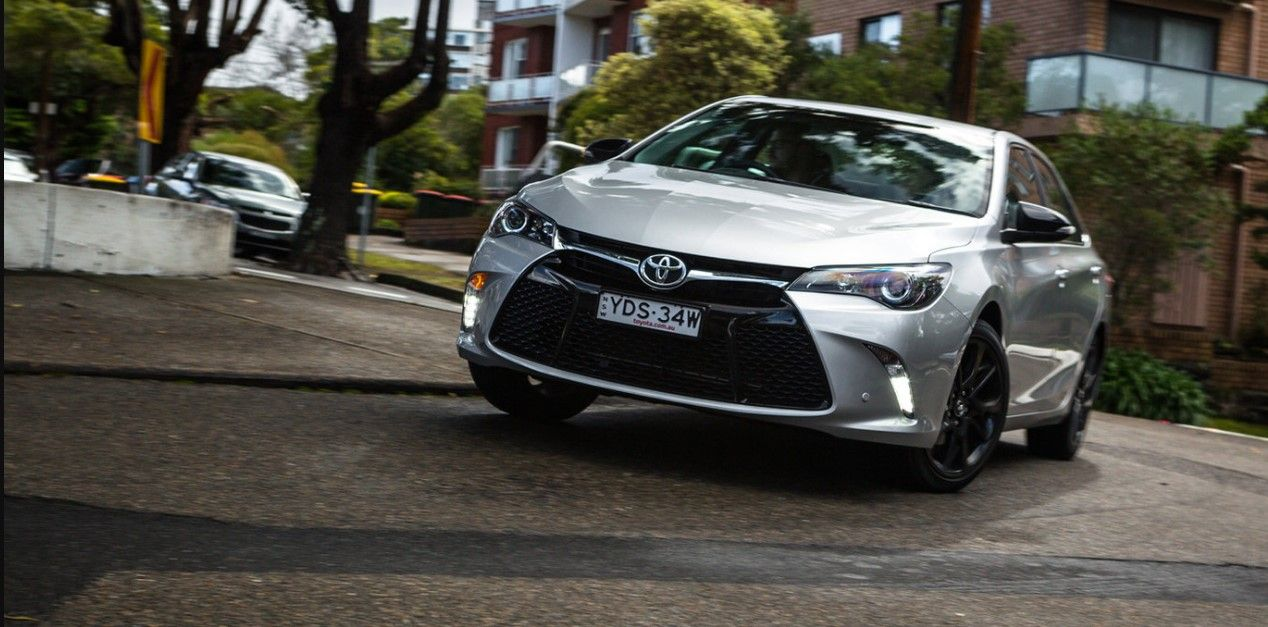 2019 toyota camry rz specification and price
