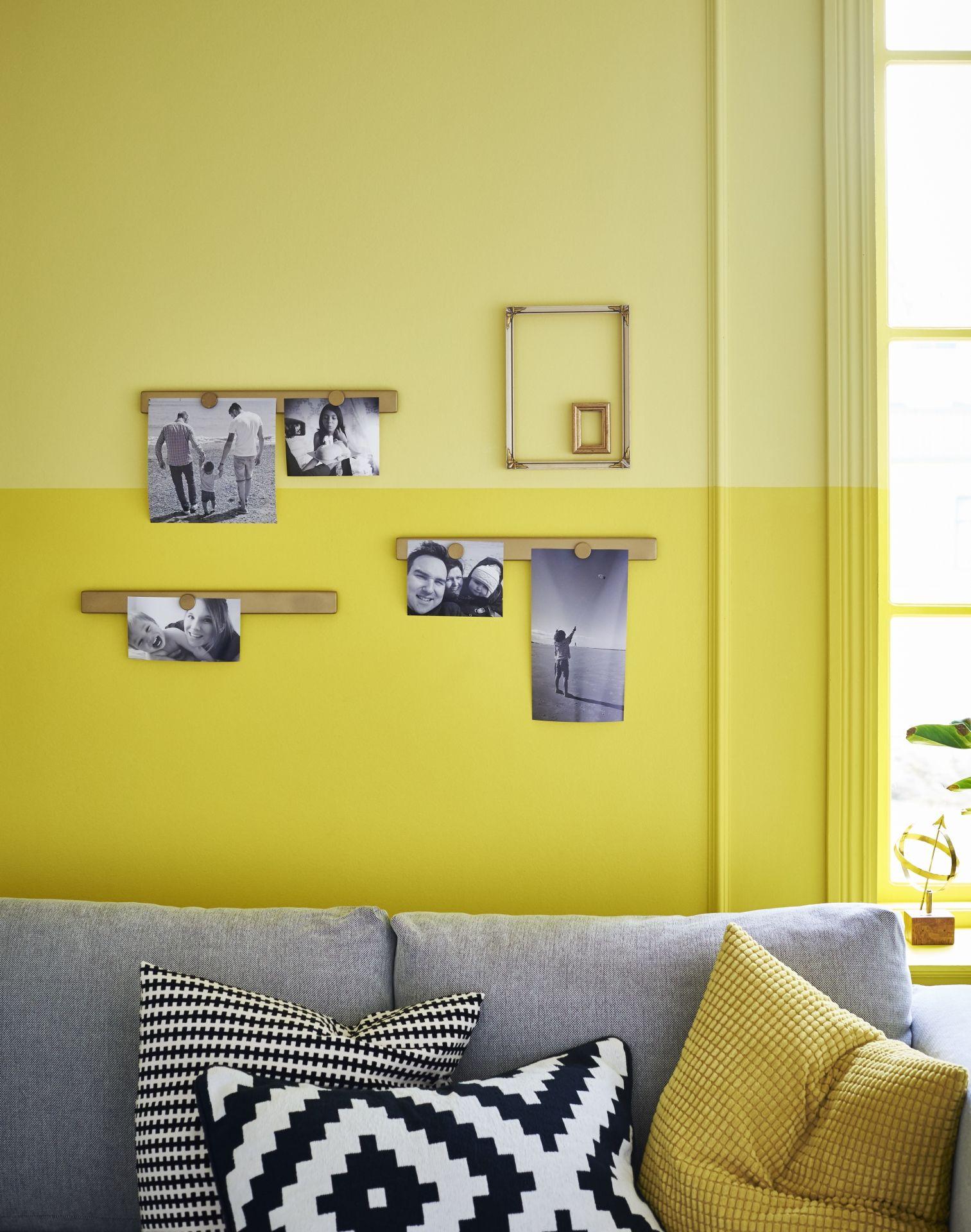 NOCKEBY 2-zitsbank, Tenö lichtgrijs, hout | Ikea hack, Living ...