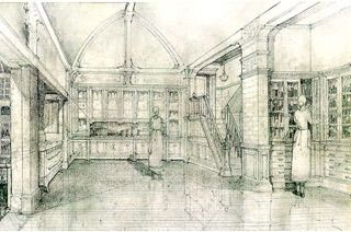 sketches of the kitchen of the house in the movie practical magic definitely the best - The Kitchen House Movie