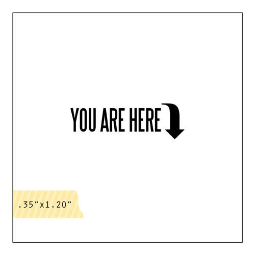 Image of you are here