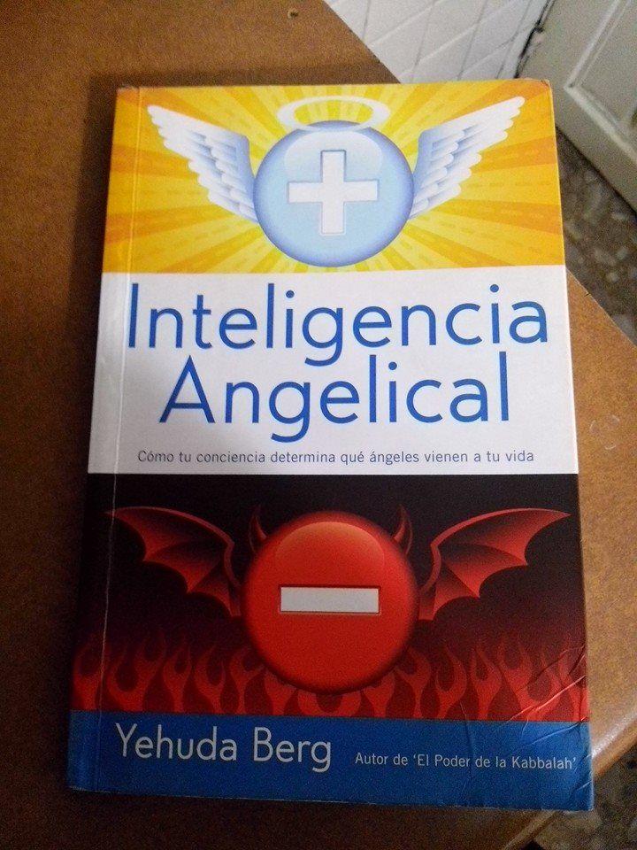 Inteligencia Angelical de Yehudá Berg | Descargar libros