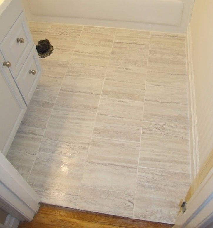 How To Install Peel And Stick Vinyl Tiles That You Can
