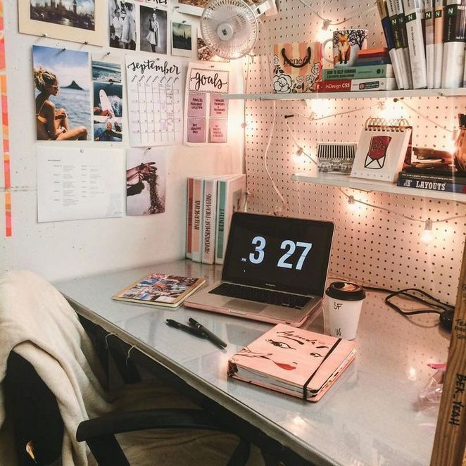 +17 Study Area College Desk Inspiration 59 In 2019
