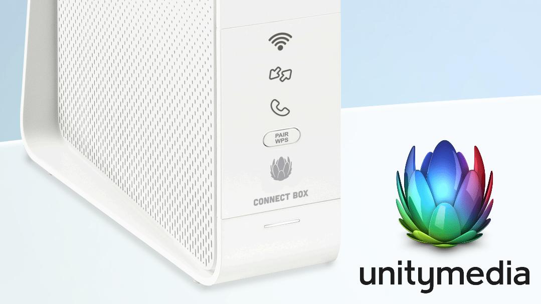Unitymedia Fatale Sicherheitslucke In Millionen Routern Mit Bildern Router Connect Internetverbindung