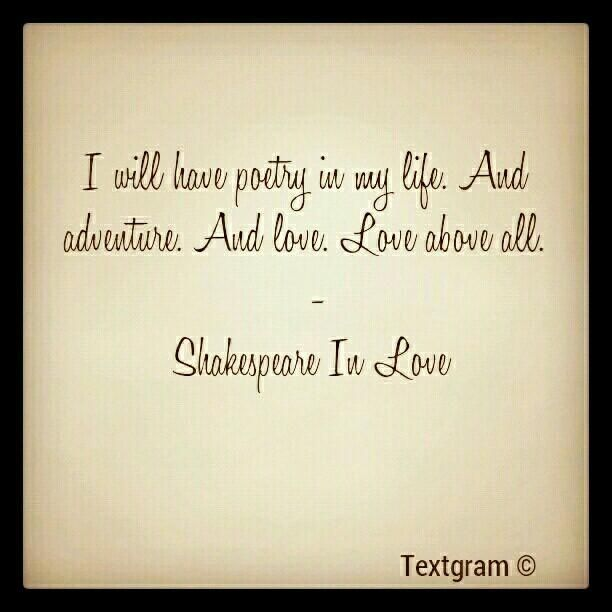 Shakespeare Quotes About Love: ... Love. #quotes Photograph